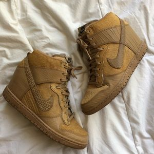Undercover limited edition Nike Dunk Sky Hi
